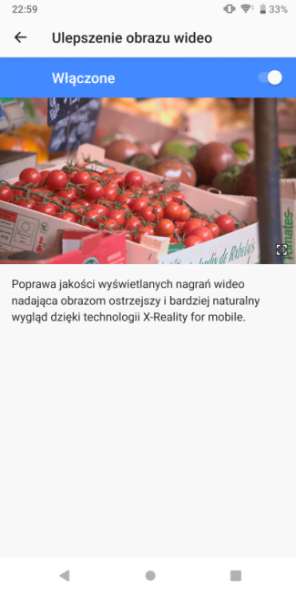 Tabletowo.pl Recenzja Xperia XZ3 - zdziwiłabym się, gdyby to nie był najlepszy smartfon Sony Android Recenzje Smartfony Sony