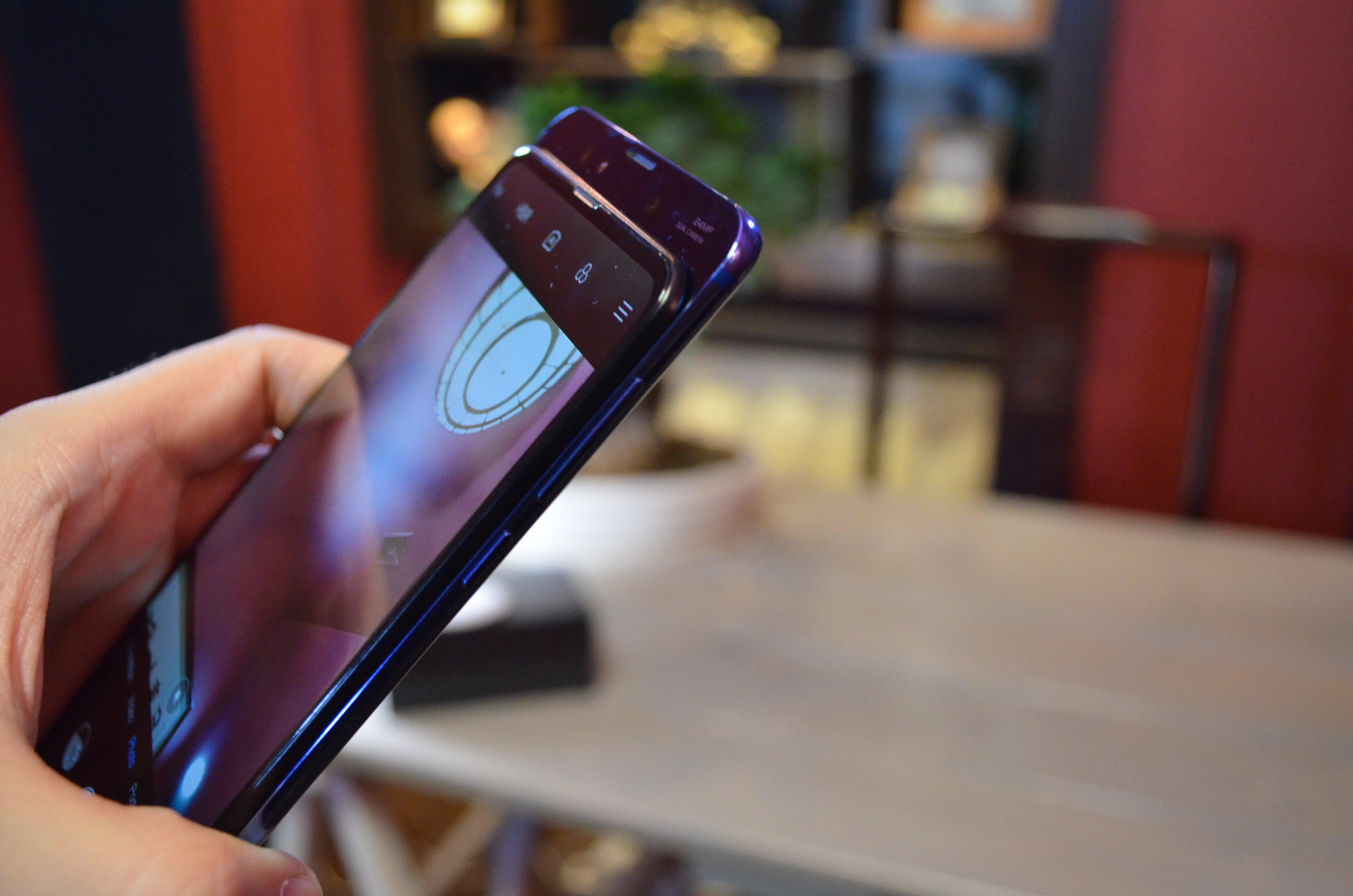 Mieliśmy w rękach Xiaomi Mi MIX 3 - robi bardzo pozytywne pierwsze wrażenie 20