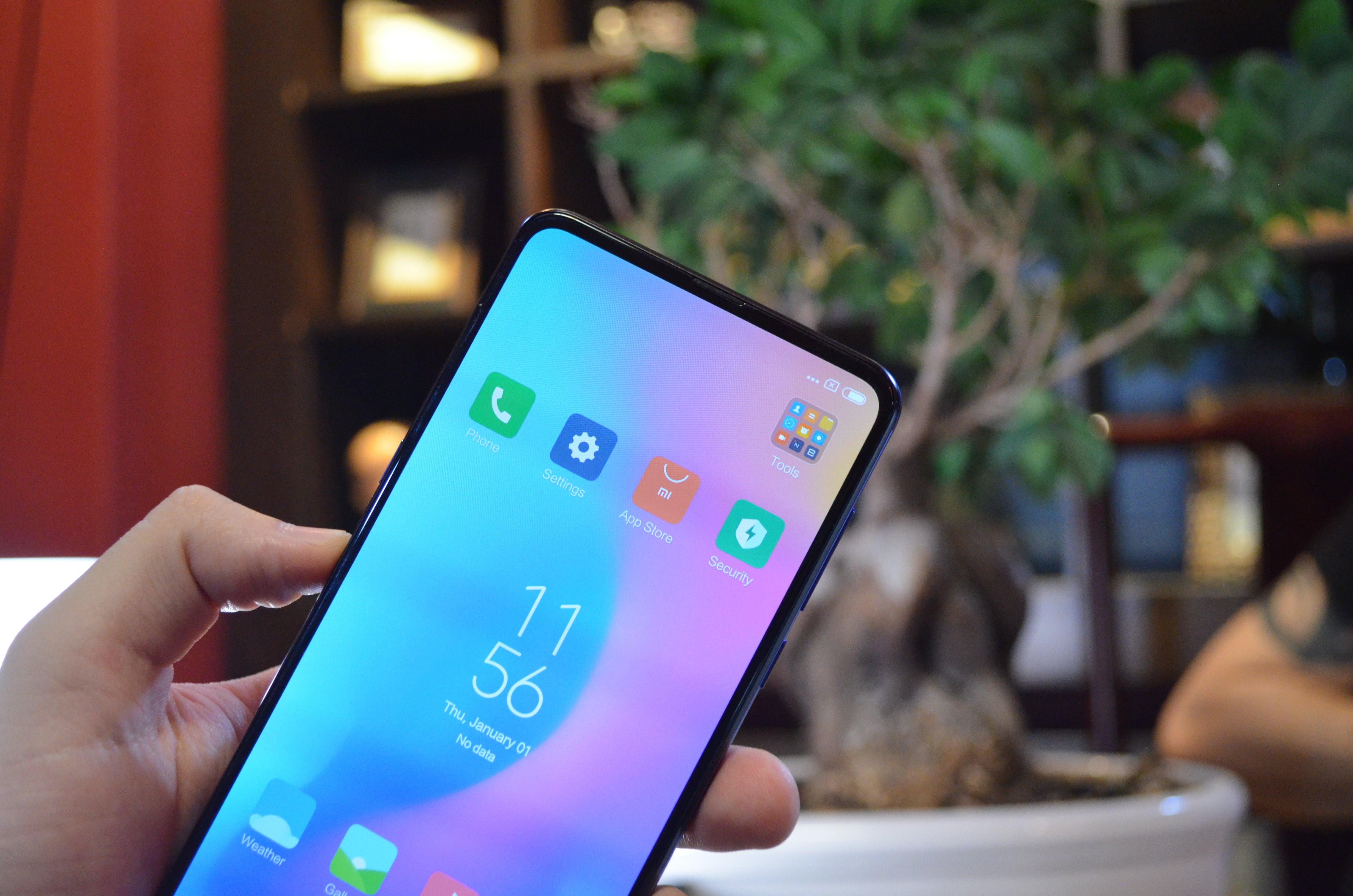 Xiaomi Mi Mix 4 w drodze - producent publikuje grafikę, która sugeruje takie plany 24