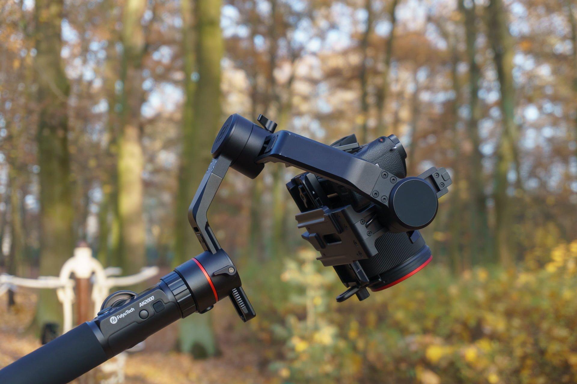 Gimbal FeiyuTech AK2000 - potężne narzędzie dla filmowca (recenzja) 20