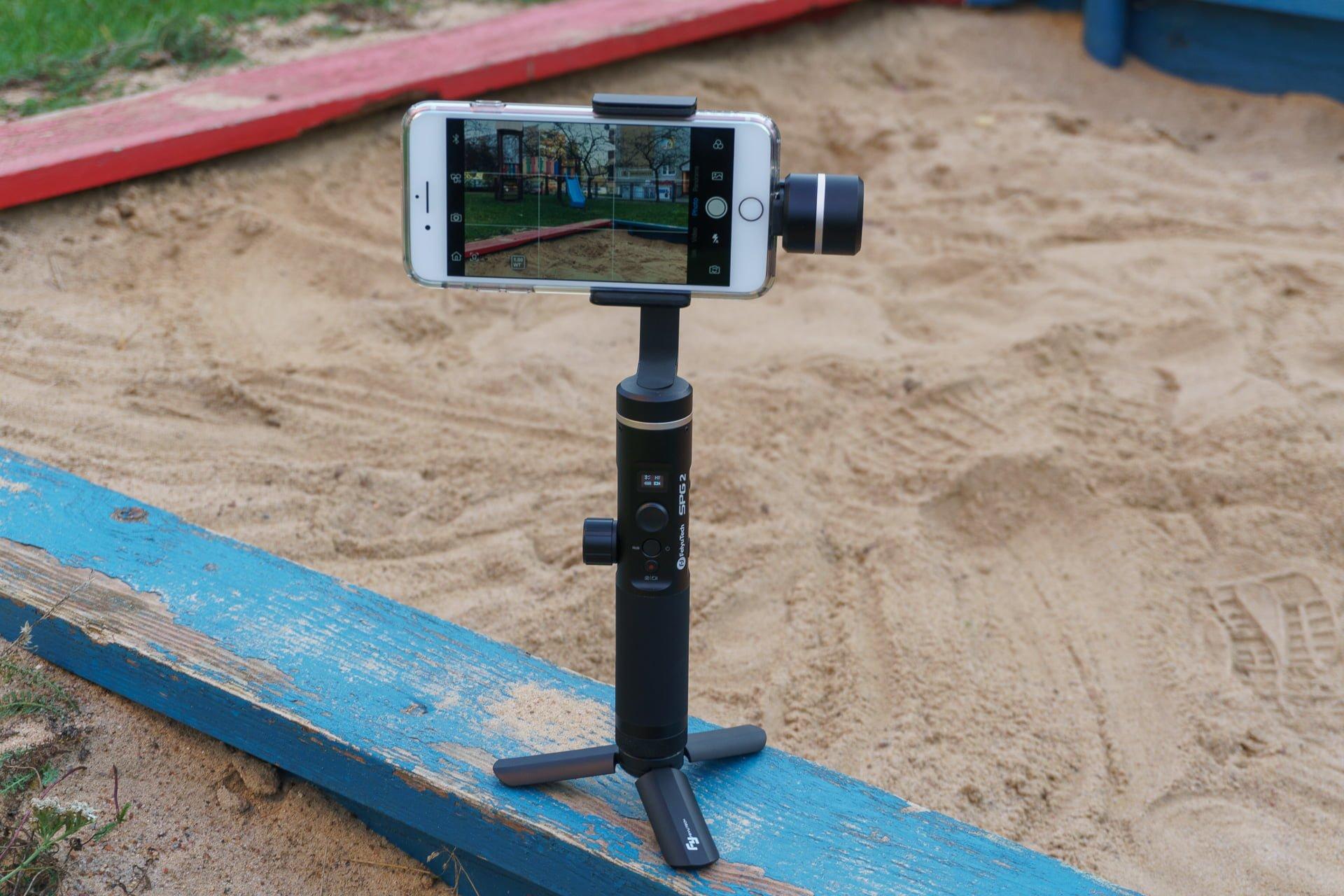 Tabletowo.pl FeiyuTech SPG 2 - dobry gimbal do smartfonów stał się lepszy (recenzja) Akcesoria Recenzje Wideo
