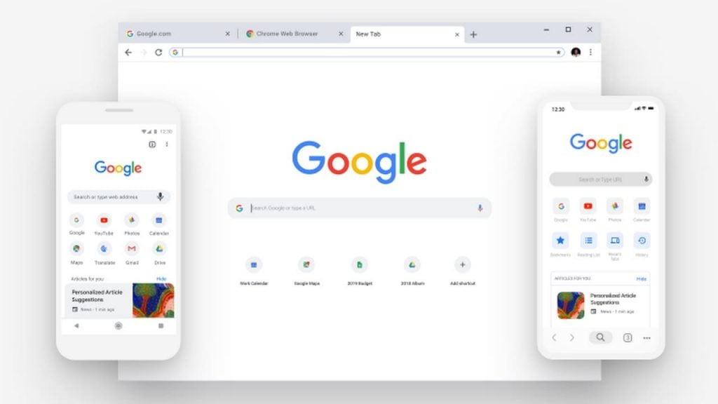 Chrome z gestami ekranu - testowa wersja przeglądarki na Androida czerpie inspirację z iPhone'ów 20