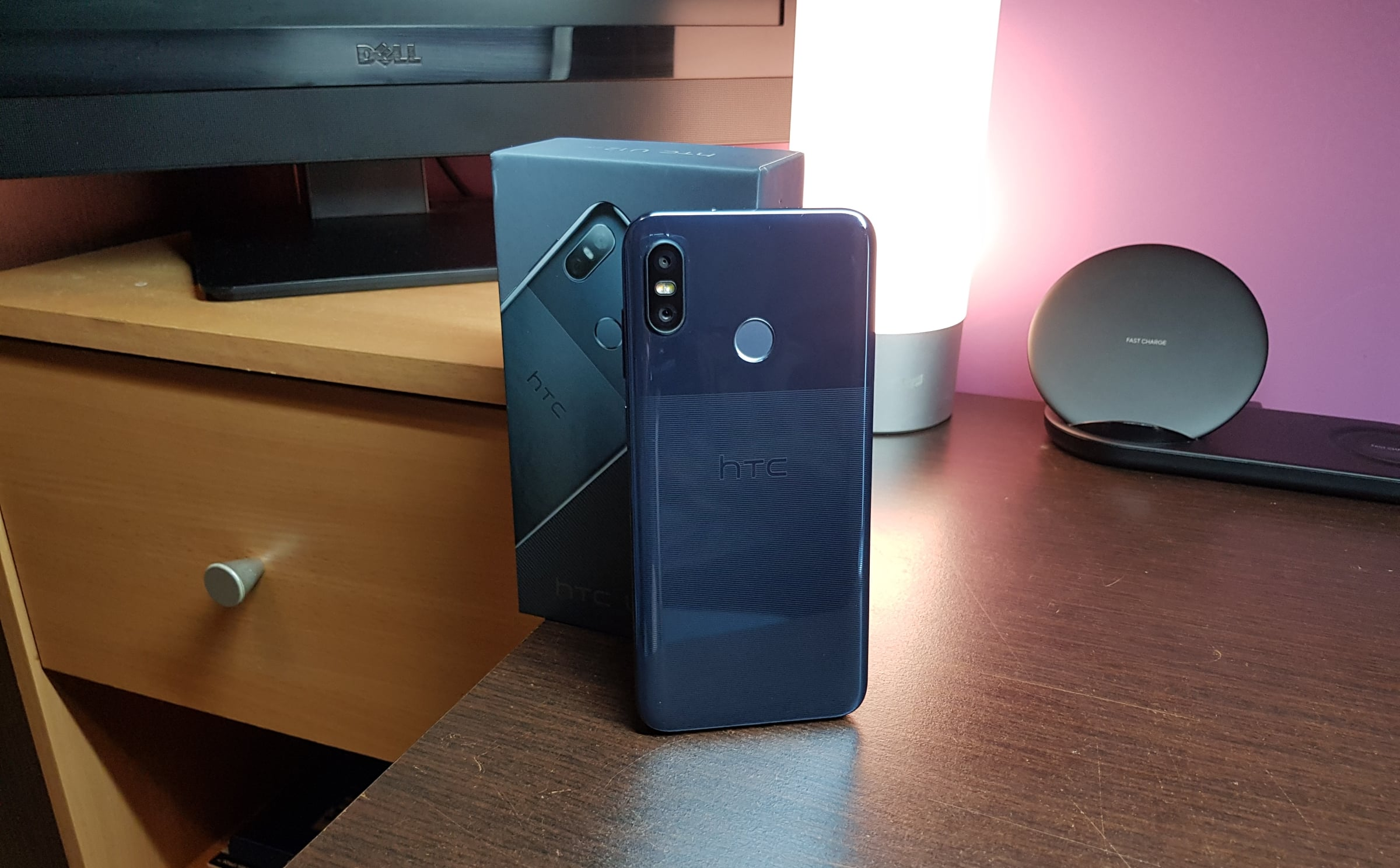 Recenzja HTC U12 Life - dobrego średniaka z nietypową obudową 30
