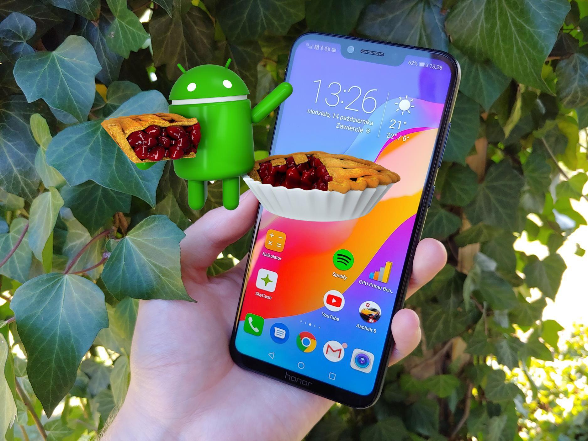 Honor Play dostaje w Polsce aktualizację do Androida 9. Możesz zechcieć zastanowić się, czy ją instalować 21