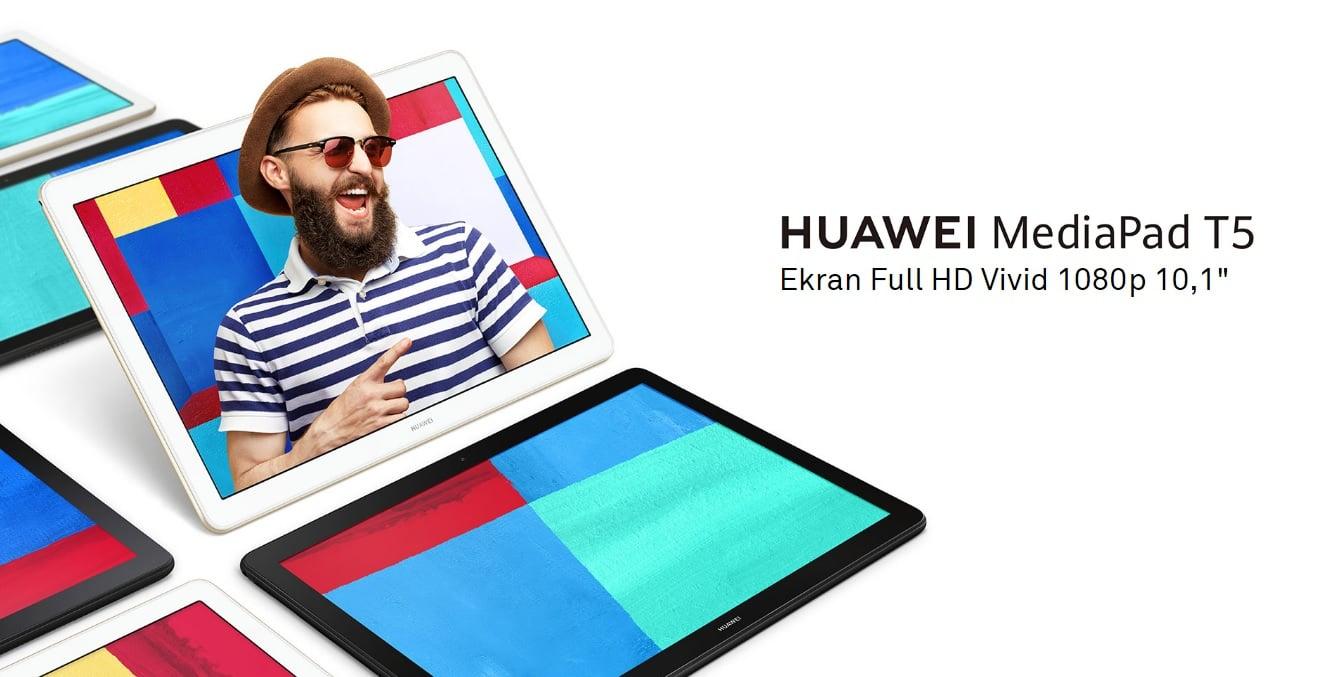 Tabletowo.pl Świąteczna promocja Huawei: 10,1-calowy tablet z LTE za złotówkę przy zakupie Mate 20 lub Mate 20 Pro Android Huawei Promocje Smartfony Tablety