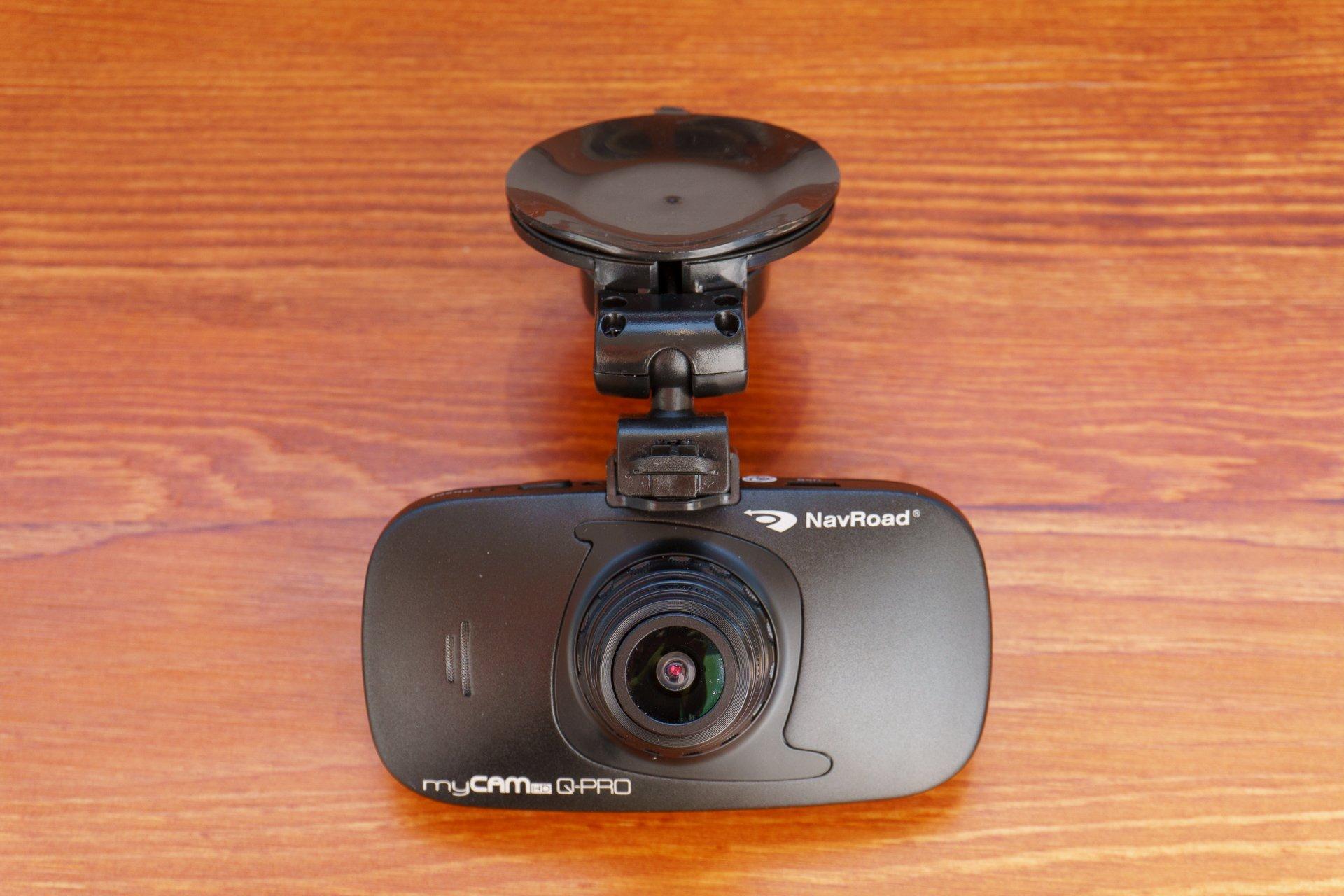 Recenzja NavRoad myCAM HD Q-PRO – jest nieźle, mogłoby być lepiej 24