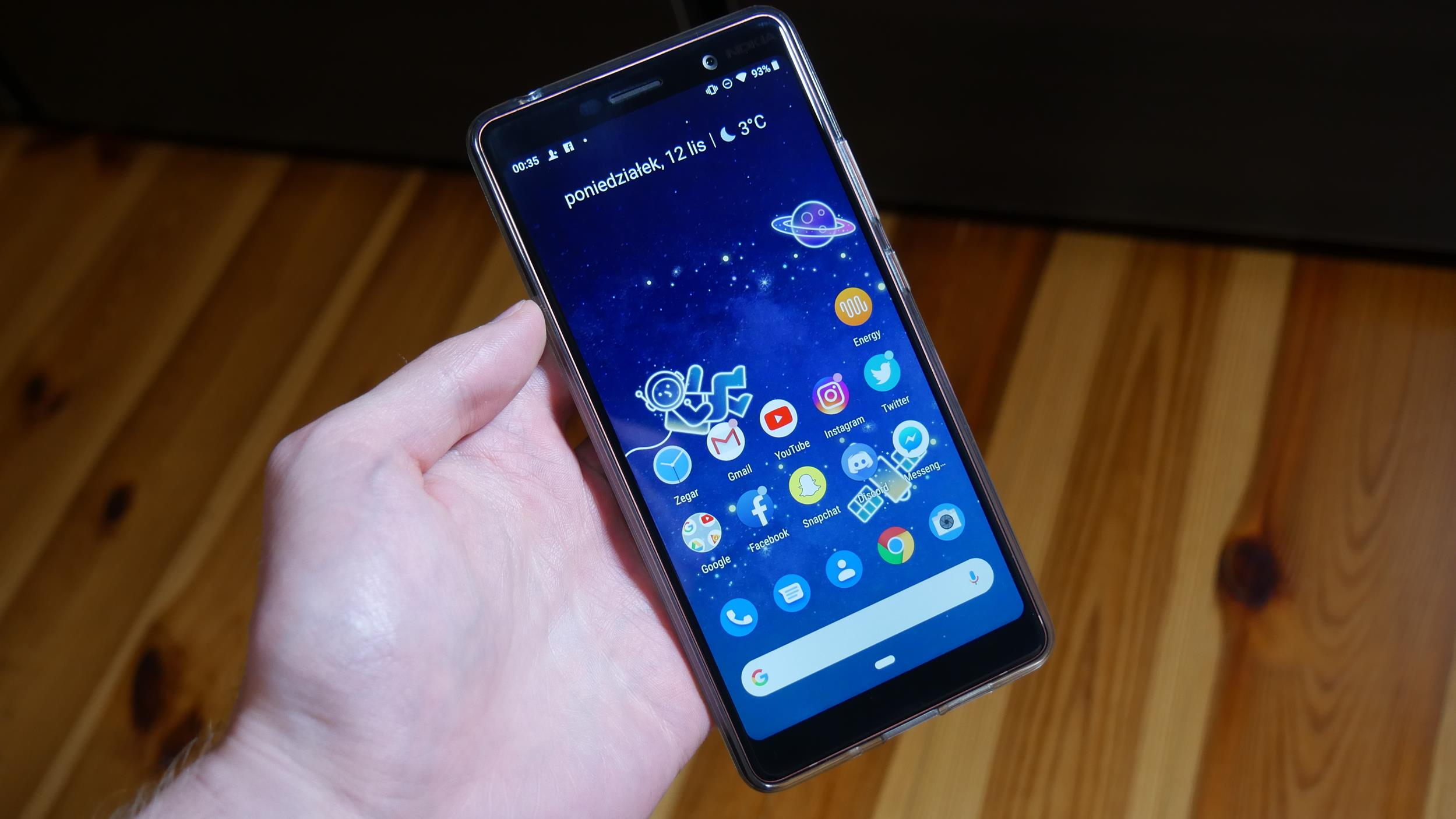 Tabletowo.pl Nokia 7 Plus - review of a great smartphone, which after the update has minor problems Android Nokia Reviews Smartphones