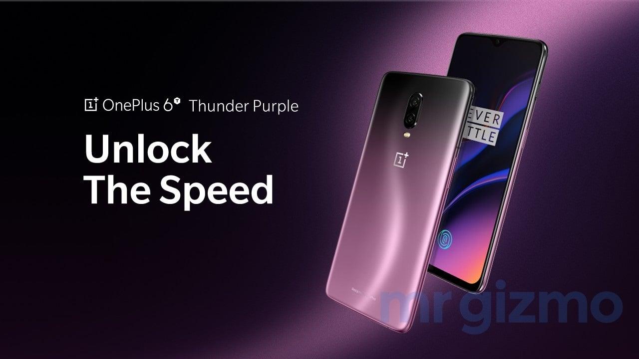 OnePlus 6T Thunder Purple - dla osób, dla których standardowe kolory to za mało [aktualizacja] 22