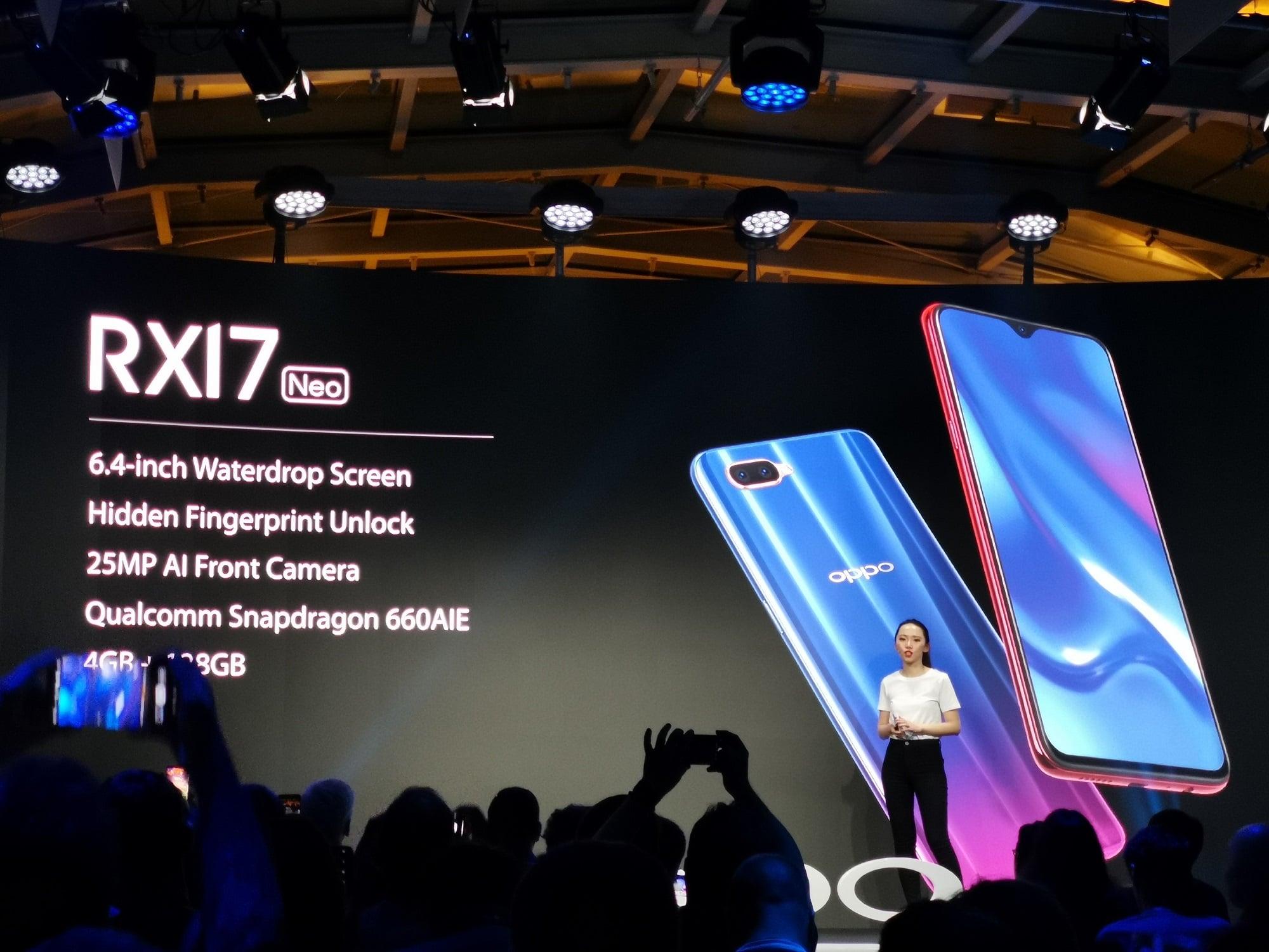 Tabletowo.pl Nieoczekiwana premiera Oppo RX17 Neo. Ma być tańszą, ale niewiele słabszą alternatywą dla Oppo RX17 Pro Android Nowości Oppo Smartfony