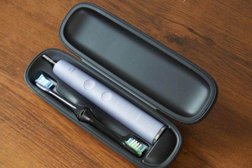Tabletowo.pl Recenzja Philips Sonicare DiamondClean Smart 9500 - szczoteczki do zębów, która synchronizuje się ze smartfonem Akcesoria Recenzje