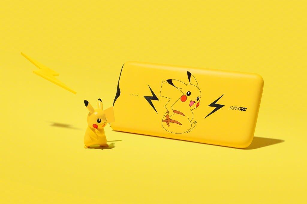 Pikachu nie znalazł się tu przypadkowo - żaden powerbank nie wspiera tak szybkiego ładowania, jak ten 21