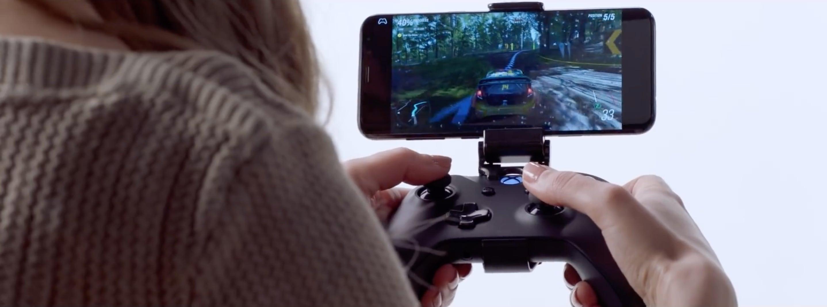 Tabletowo.pl Microsoft umożliwi przeniesienie najlepszych gier z konsol i komputerów na smartfony Samsunga Gaming Gry Microsoft Nowości Samsung