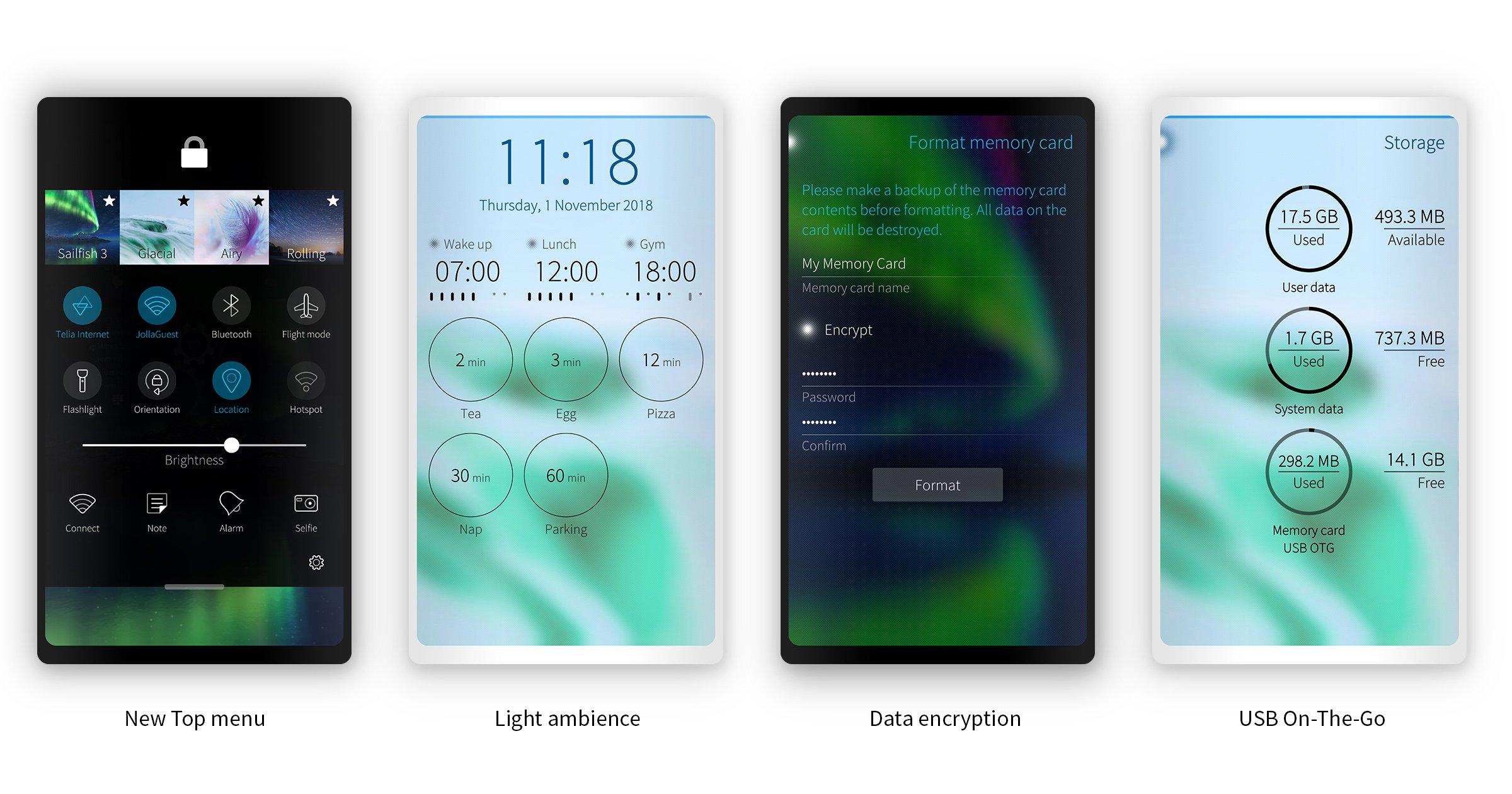 Tabletowo.pl Aż dziw, że ten system jeszcze nie jest martwy - Jolla udostępnia Sailfish 3 Nowości Smartfony Sony
