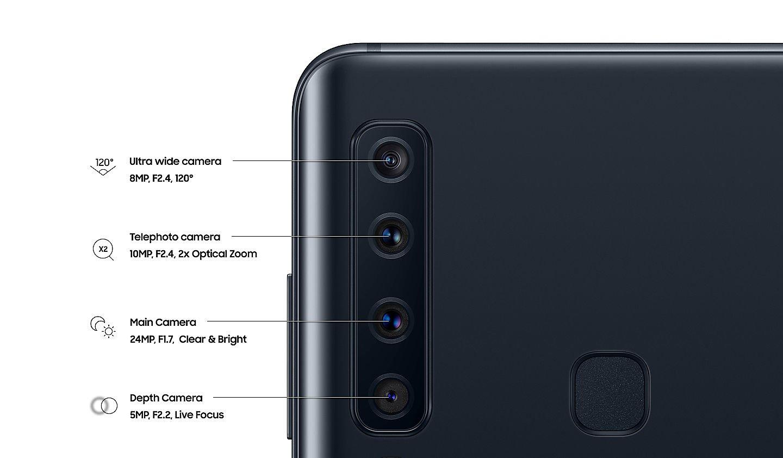 Tabletowo.pl Najlepszy Samsung Galaxy S10 będzie miał sześć aparatów, modem 5G i 6,7-calowy ekran Android Plotki / Przecieki Samsung Smartfony