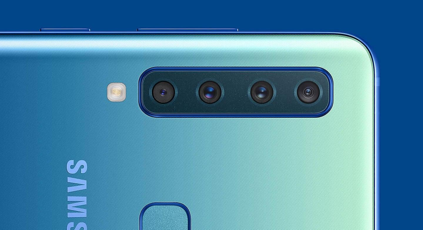"""Jak zobaczycie Samsunga Galaxy A72, krzykniecie """"wincyj aparatufff!"""""""