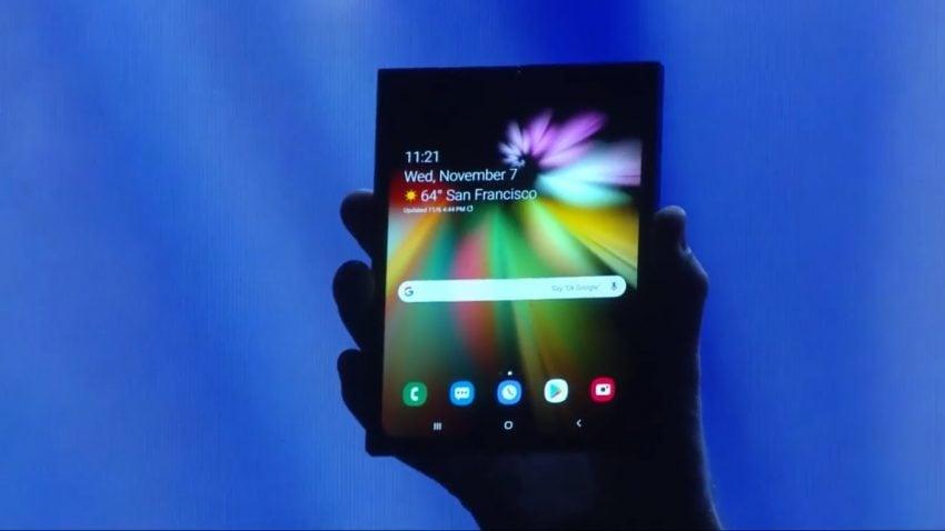 Tabletowo.pl Przy takiej cenie składanego smartfona Samsunga, iPhone'y wcale nie będą się wydawały takie drogie Samsung Smartfony