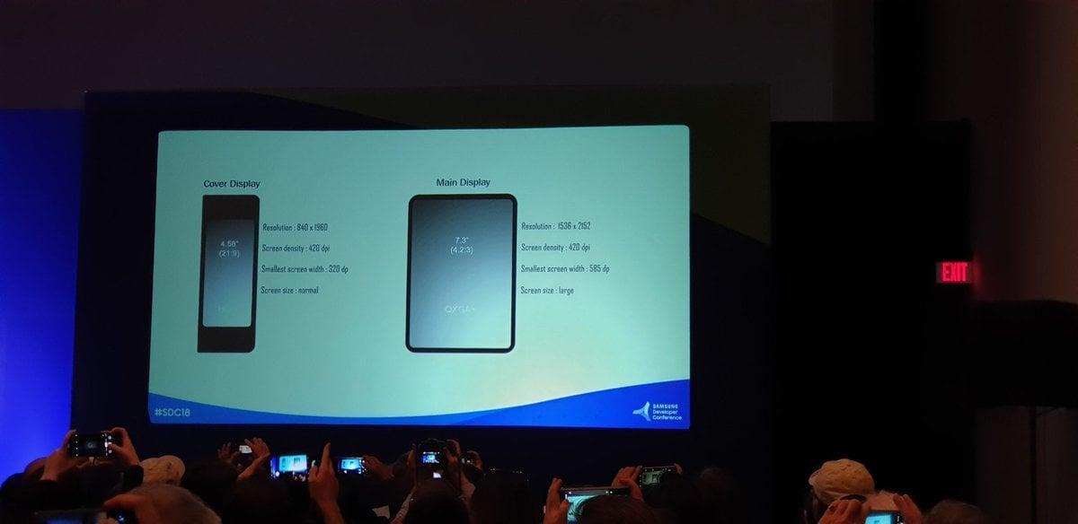 Tabletowo.pl Huawei smart phone folds ready. I wonder what Samsung Samsung Huawei Smartphones is