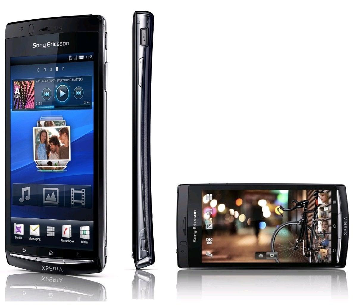 Z Pamiętnika Recenzenta: Sony Ericsson Xperia arc - tak kiedyś telefony robiły zdjęcia w nocy 1