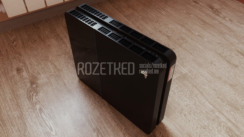 Tabletowo.pl Do premiery jeszcze daleko, ale tak wygląda prototyp konsoli Sony PlayStation 5. Albo PlayStation V Gaming Plotki / Przecieki Sony