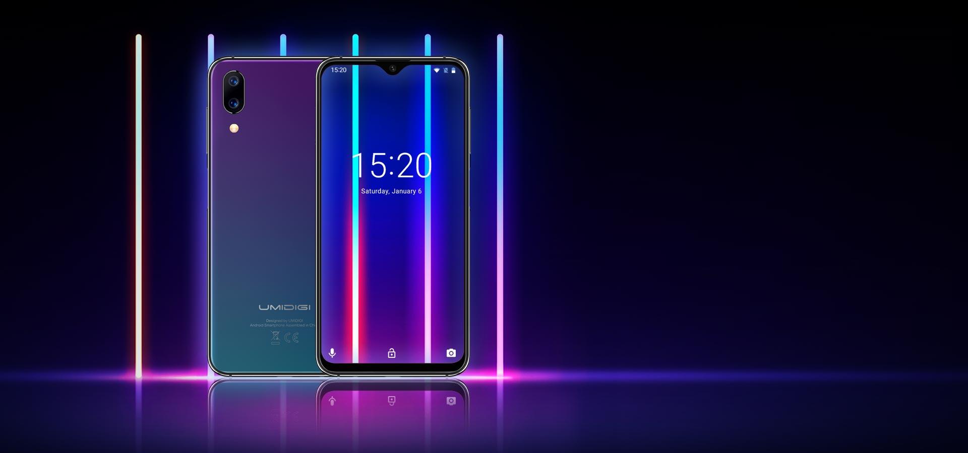 Ten smartfon nie ma znanego logo na obudowie, ale ma taką specyfikację i cenę, że można mu to wybaczyć 18