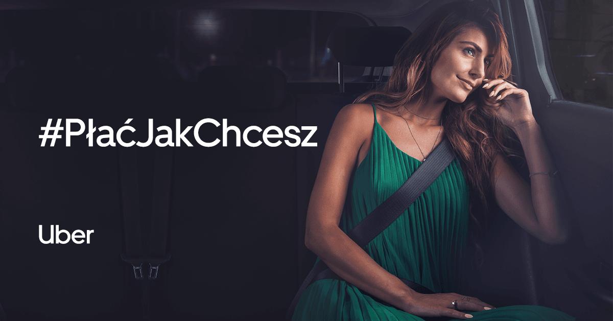 Nie tylko Warszawa: Uber wprowadza płatności gotówkowe w całej Polsce 21