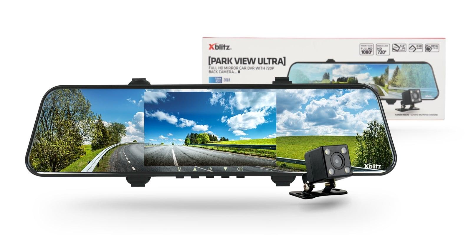 Tabletowo.pl Xblitz Park View Ultra - urządzenie typu 3w1, które bez wątpienia przyda się w samochodzie Akcesoria Moto Nowości
