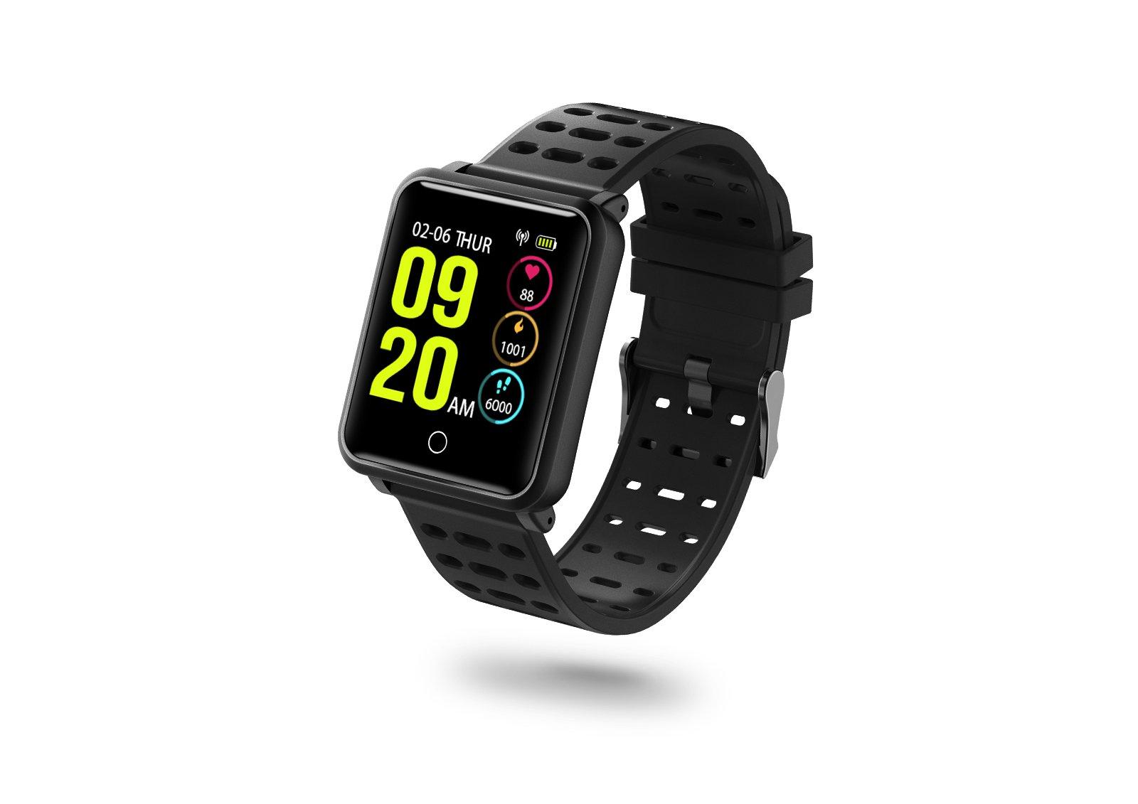Tabletowo.pl Xblitz Touch wygląda na całkiem przyzwoity smartwatch, ale wydaje się trochę za drogi Nowości Wearable