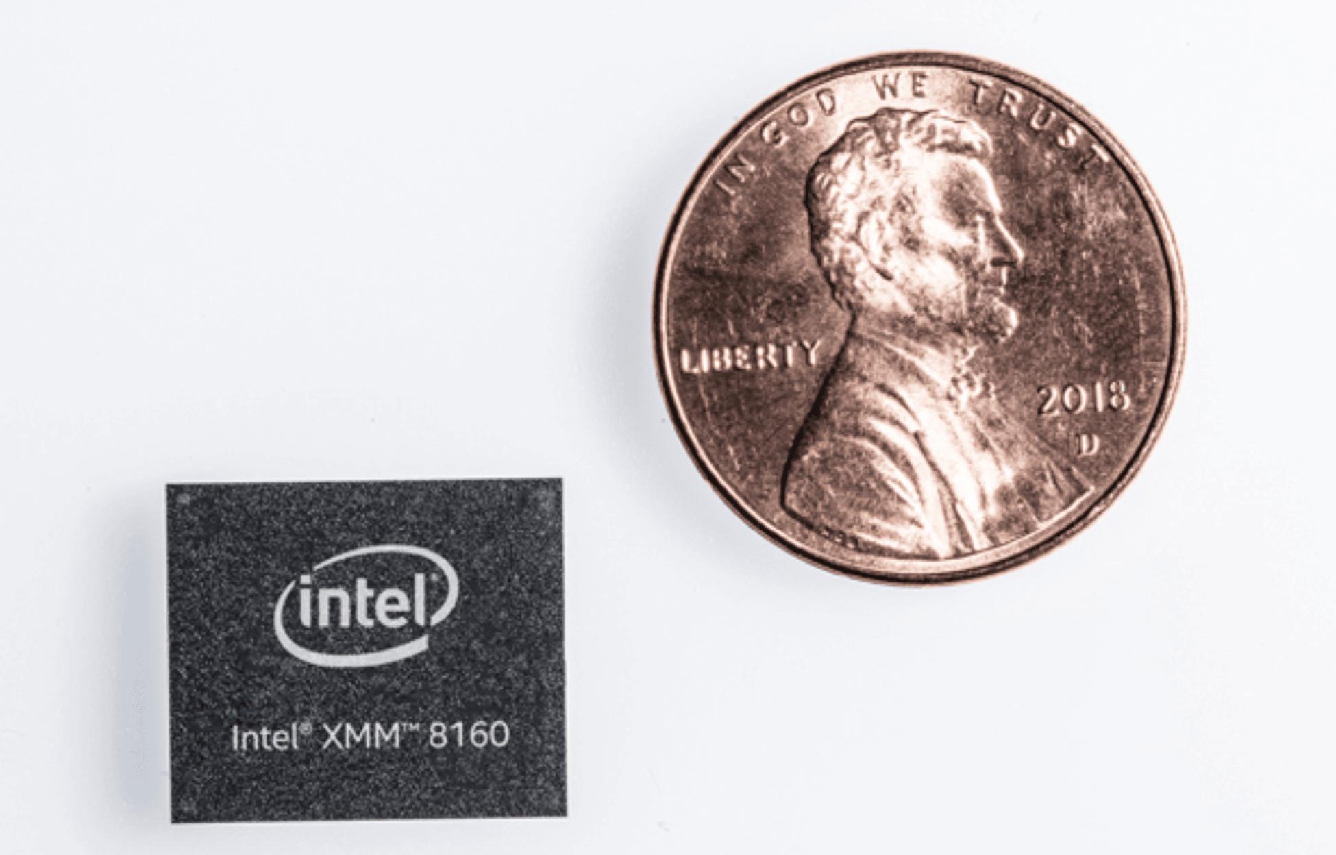 Tabletowo.pl Intel stawia pierwszy krok w kierunku łączności 5G i pokazuje swój modem dla urządzeń mobilnych GSM Intel Nowości