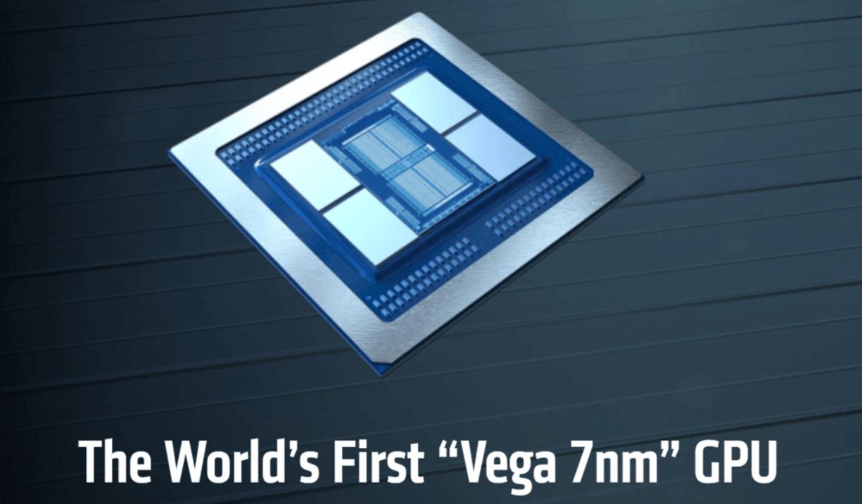 AMD prezentuje Radeona Instinct - pierwszą kartę graficzną z GPU Vega 7 nm. I wcale nie budowano jej z myślą o graczach 17