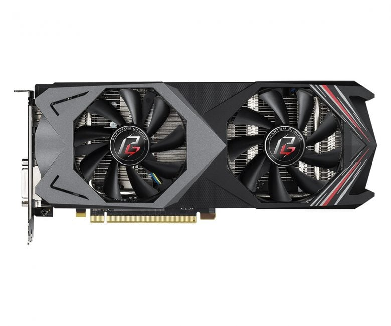 ASRock Phantom Gaming X Radeon RX590 8G OC