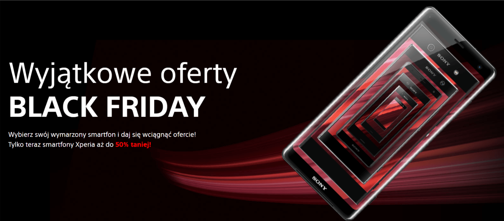 Sony pomaga kupić Xperie taniej, uruchamiając stronę, na której znajdują się linki do promocji na smartfony 22