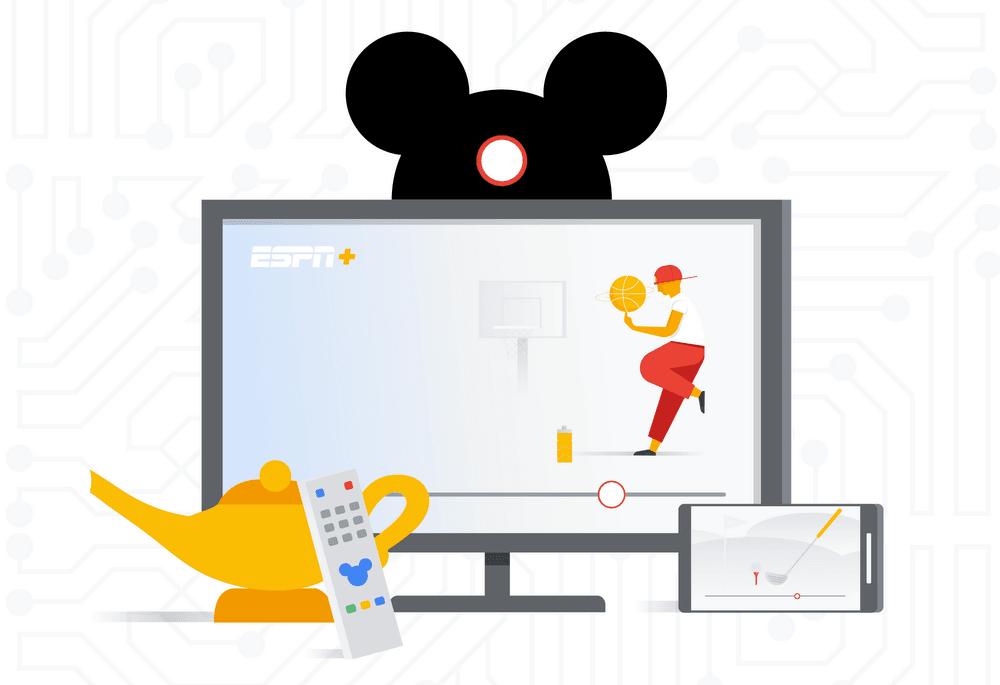 Disney wzmacnia swoją współpracę z Google, więc nie uciekniemy od reklam nowych filmów Pixara czy Marvela 19