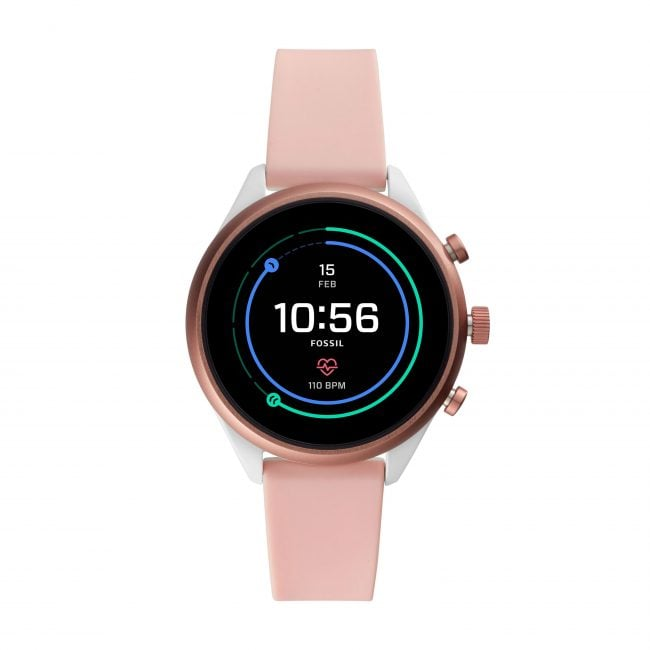 Kolorowy smartwatch Fossil Sport zaprezentowany. W środku - NFC i nowy procesor Snapdragon Wear 3100 21