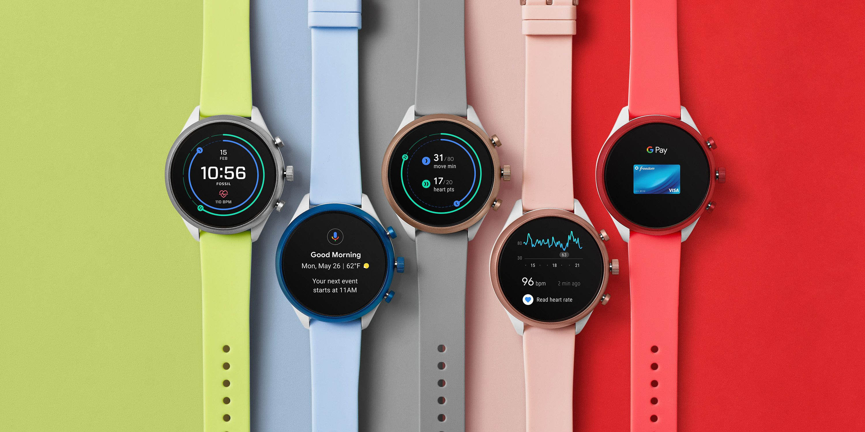 Kolorowy smartwatch Fossil Sport zaprezentowany. W środku - NFC i nowy procesor Snapdragon Wear 3100 16