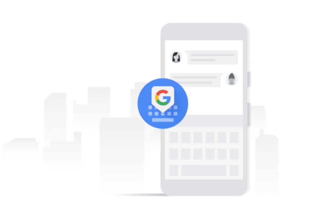 klawiatura Google Gboard keyboard