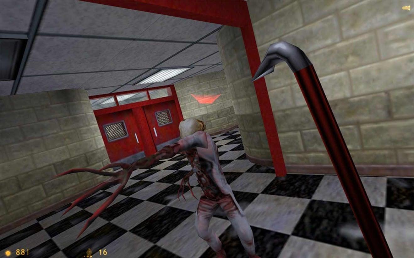 Tabletowo.pl Łom, lambda i miliony wspomnień - mówię o tym, za co pokochałem Half-Life, z okazji 20-lecia serii Felietony Gaming