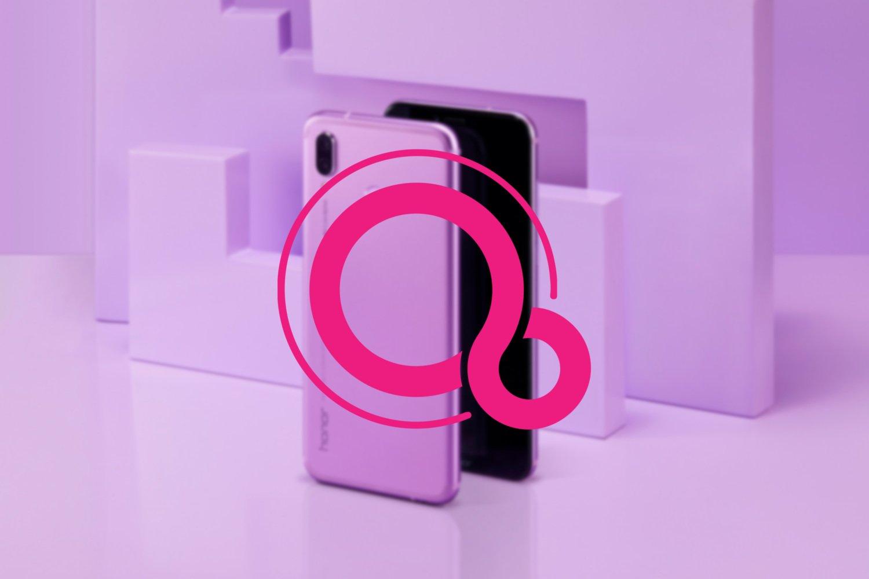 """Honor Play został pierwszym """"pozagoogle'owskim"""" smartfonem, na którym testowano system Fuchsia 18"""