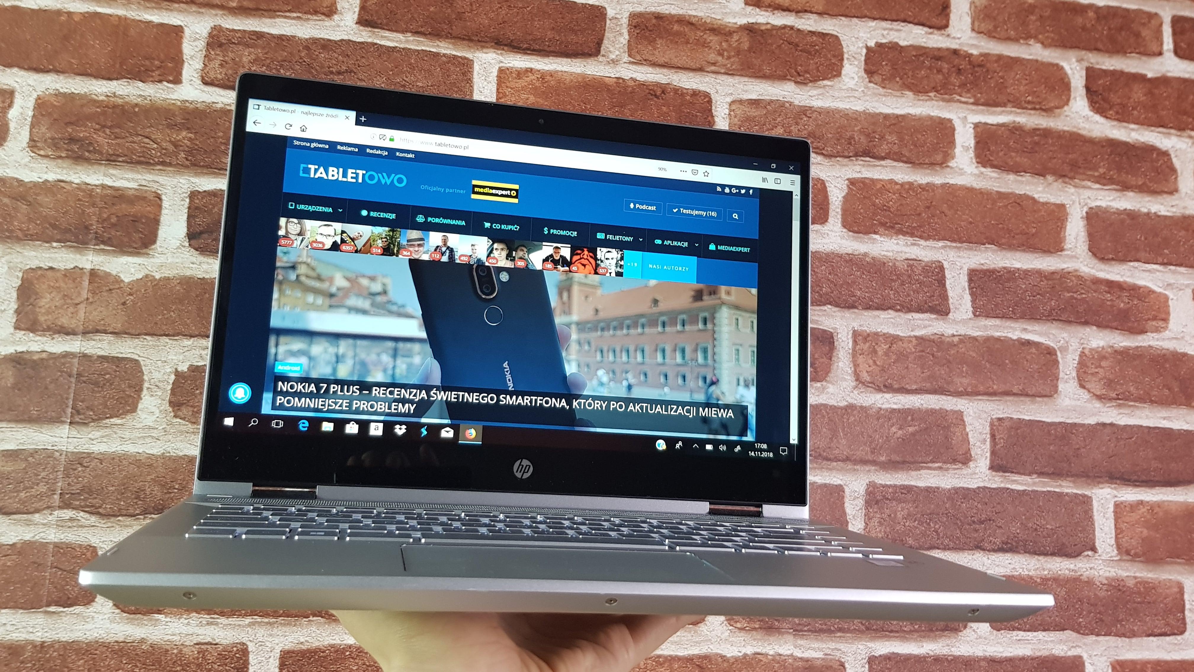 HP Pavilion x360 - świetny ekran i klawiatura to dopiero początek zalet (recenzja) 28