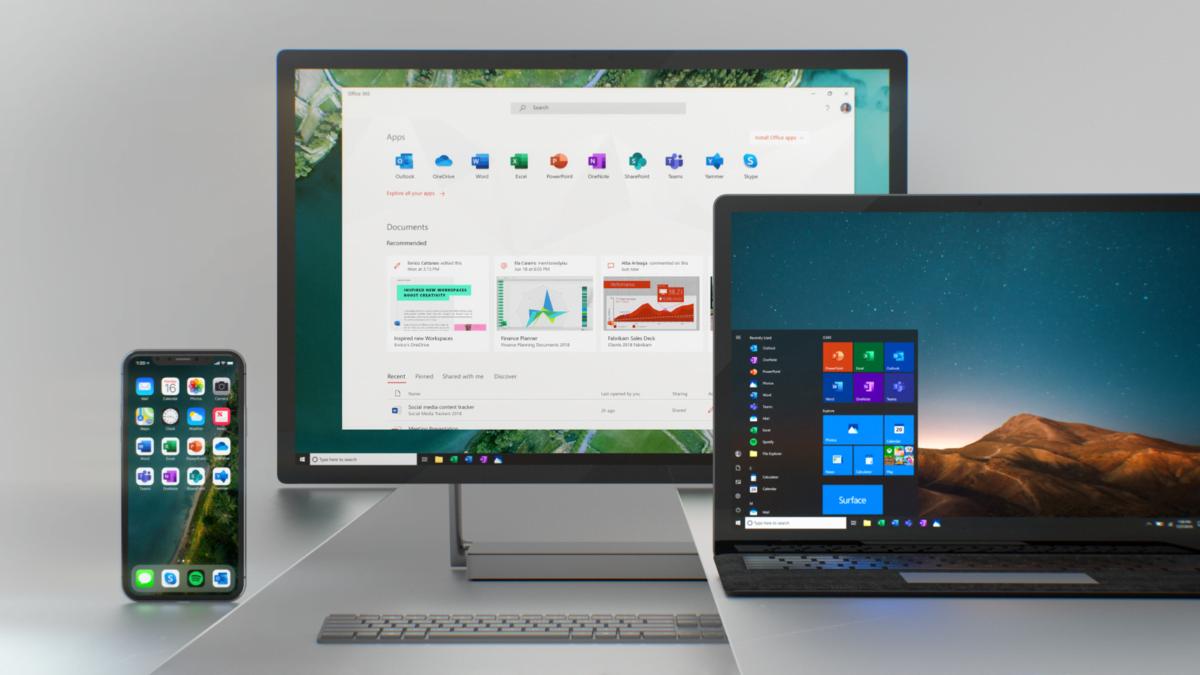 Tabletowo.pl Zmiany wizualne w pakiecie MS Office to tylko początek. Przygotujcie się na inne nowości Microsoft Nowości Oprogramowanie