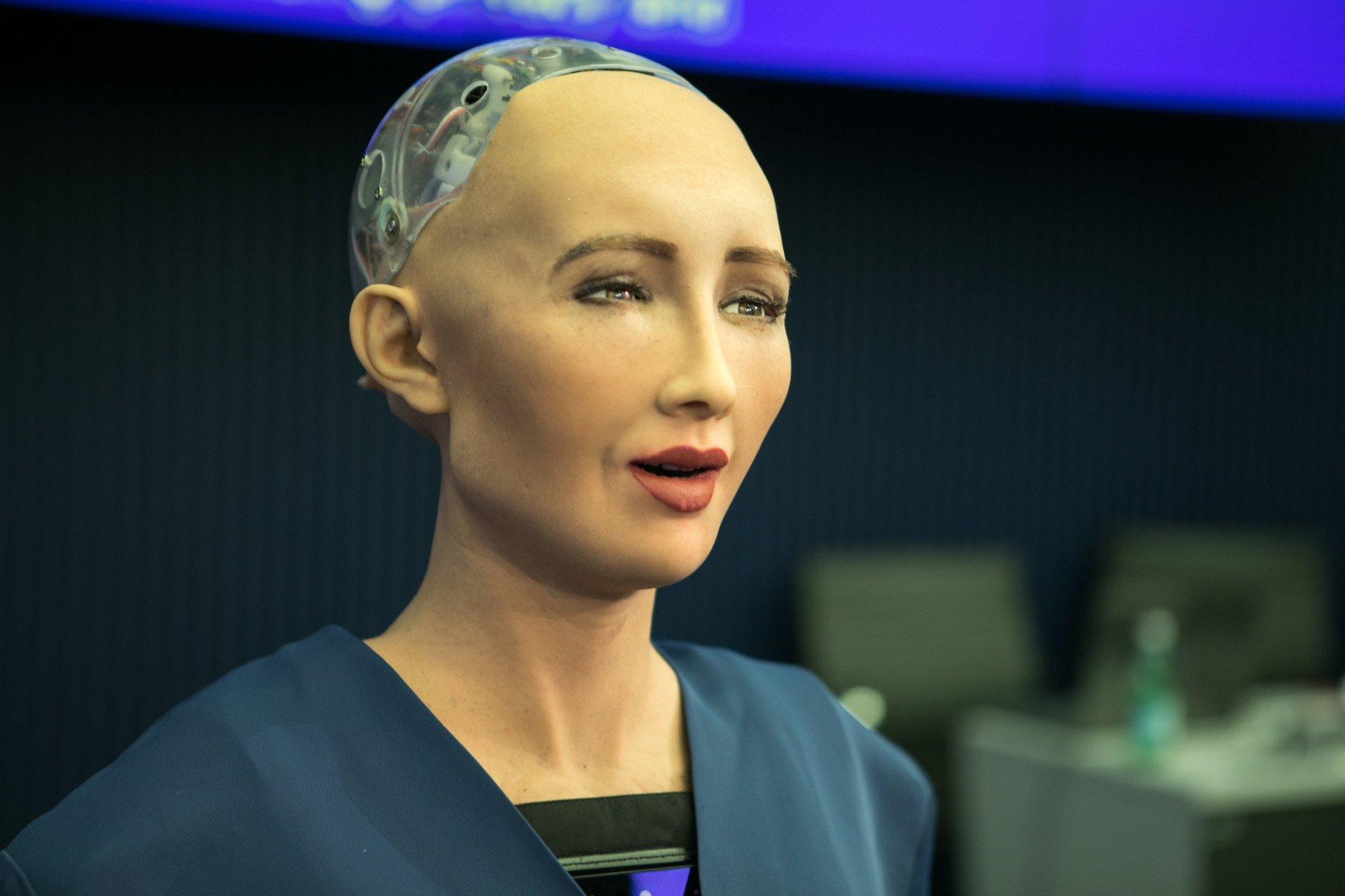sztuczna inteligencja sophia