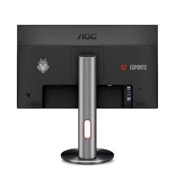 Gracze powinni być zadowoleni - monitor AOC G2590PX/G2 w wersji G2 Esports jest właśnie dla nich