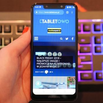 Promocja na trzy smartfony: do wyboru Huawei, Motorola i Sony 15