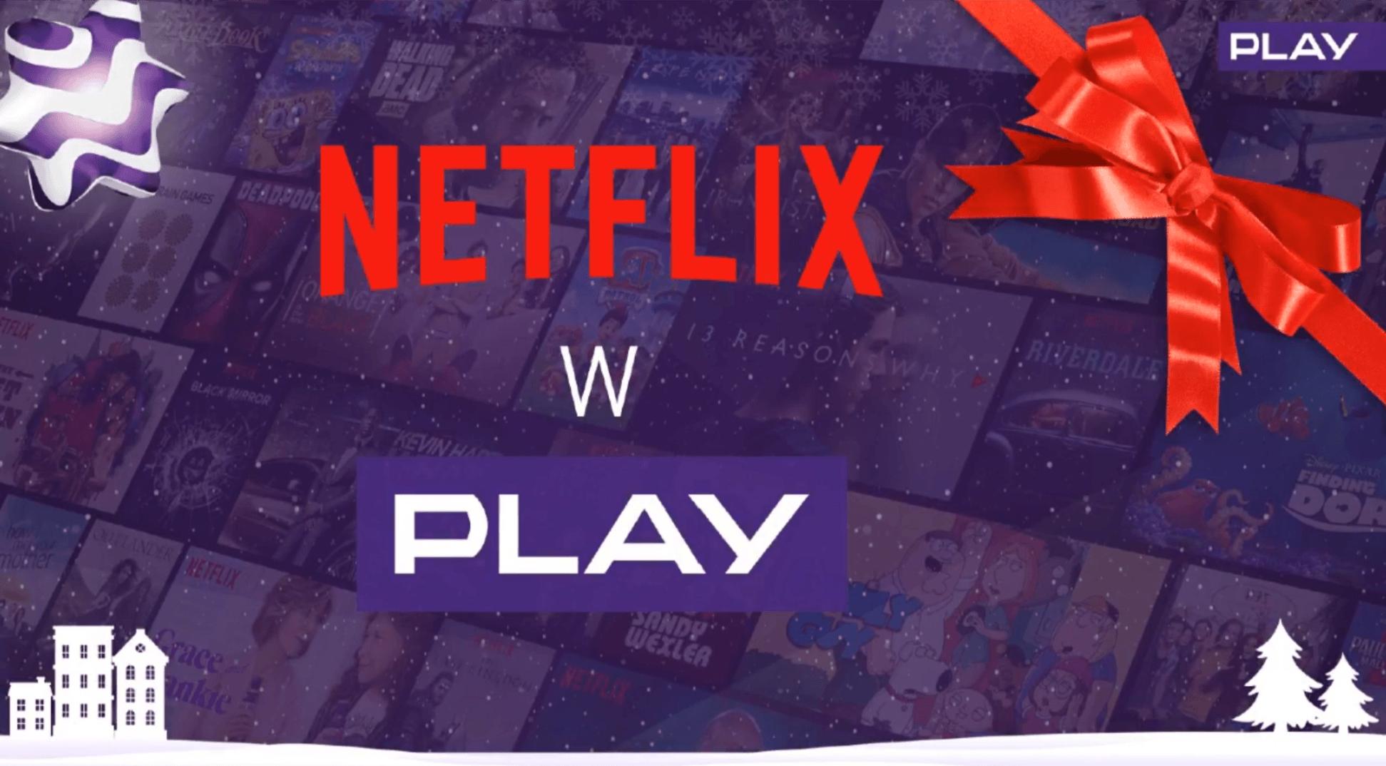 Tabletowo.pl Netflix przez pół roku za darmo w Play. Dla serialowych maniaków w sam raz GSM Promocje