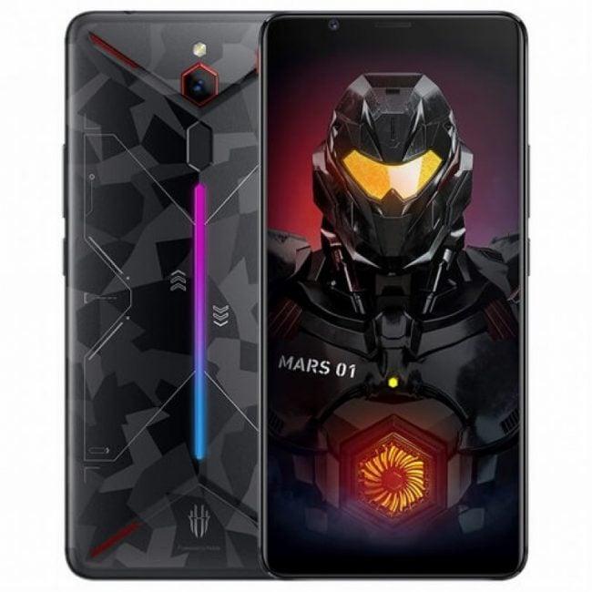 """Nowa wersja gamingowej Nubii Red Magic. """"Mars"""" ma szybszy procesor i specjalny przycisk do... e-sportu 18"""
