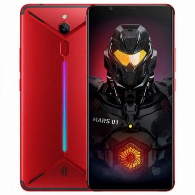 """Nowa wersja gamingowej Nubii Red Magic. """"Mars"""" ma szybszy procesor i specjalny przycisk do... e-sportu 19"""