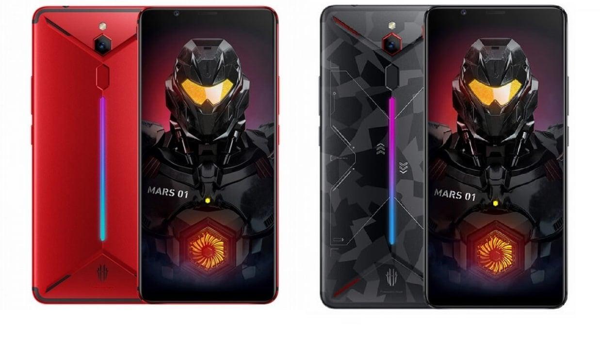 """Nowa wersja gamingowej Nubii Red Magic. """"Mars"""" ma szybszy procesor i specjalny przycisk do... e-sportu 16"""