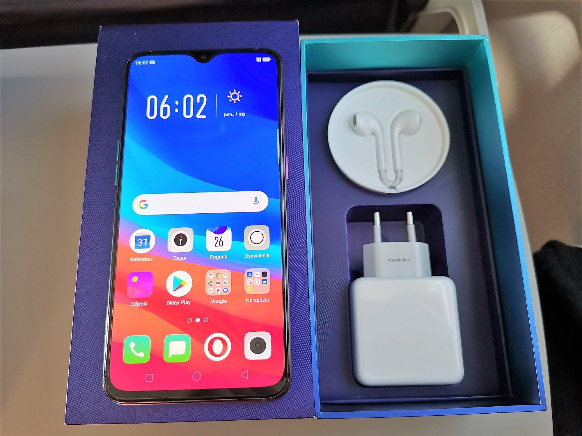 Tabletowo.pl Oppo RX17 Pro - pierwsze wrażenia prosto z europejskiej premiery Android Nowości Oppo Smartfony