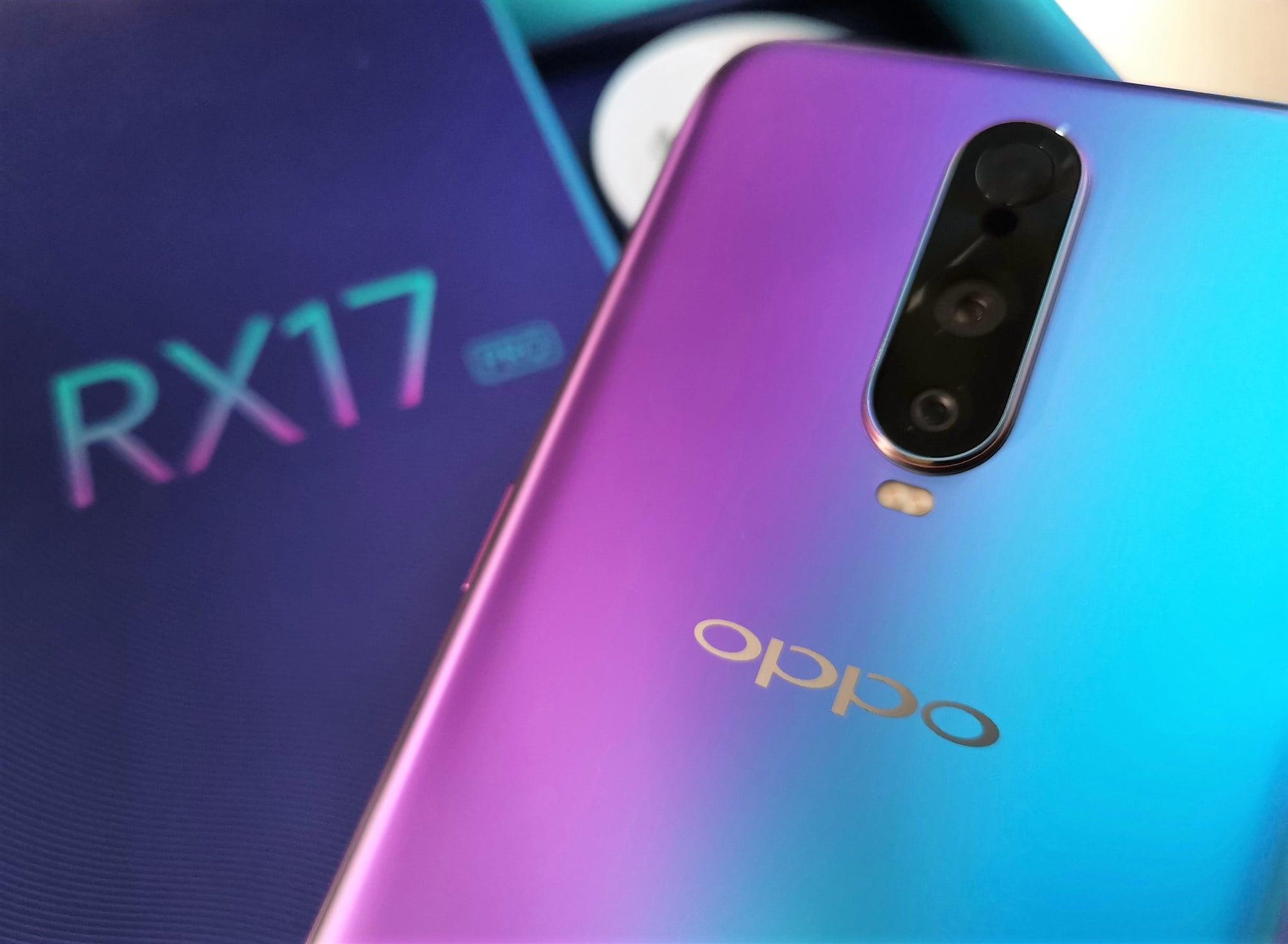 smartfon Oppo RX17 Pro