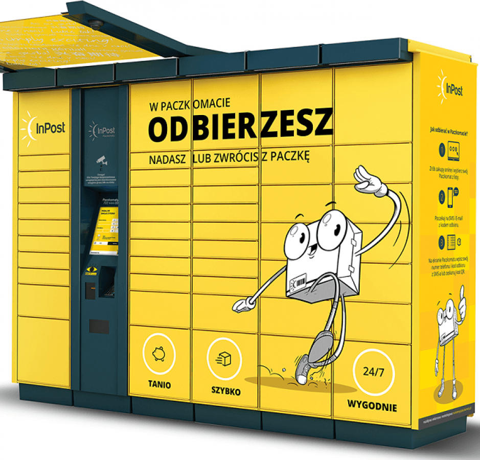 Amazon oraz IKEA wprowadzają dostawy do Paczkomatów w Polsce