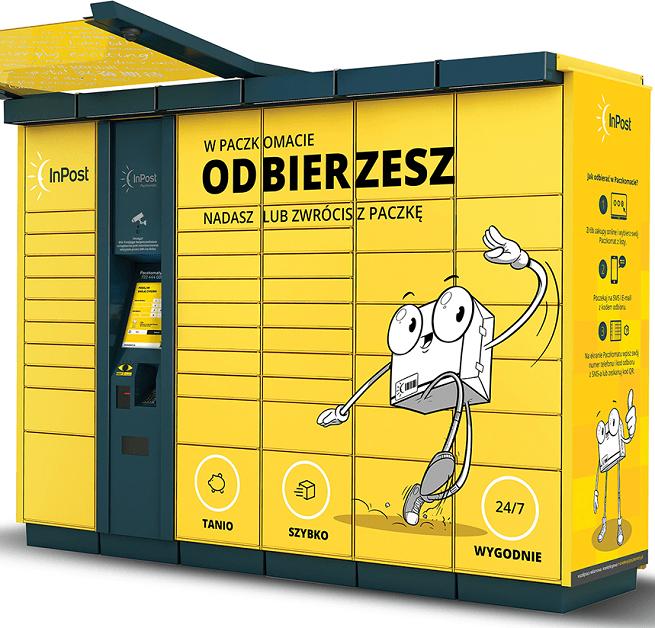 Tabletowo.pl Walka o każde przysklepowe miejsce odbioru przesyłek trwa. InPost uruchomi paczkomaty przy supermarketach Dino Technologie Zapowiedzi